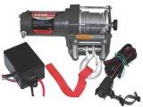 Le treuil électrique 2500lbs d'ATV/UTV imperméabilisent le ce 12/24V