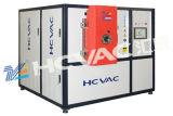 Máquina de revestimento pequena do vácuo, máquina pequena do chapeamento de ouro de PVD