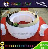 LED beleuchteter Möbel gekrümmter Stab-Kostenzähler