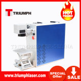 Schmucksache-Faser-Laser-Markierungs-Maschine des heißer Verkaufs-preiswerte mini bewegliche Gold20w für Verkauf