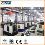 O sistema hidráulico 20L Jerry plástico de Tonva pode máquina de molde do sopro da produção