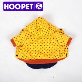 Dog giallo Puppia Dog Clothes con Dots e Pants