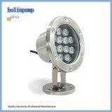 Luz subacuática Hl-Pl18 de la piscina de la mejor venta LED del descuento