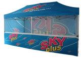 struttura della tenda del baldacchino 20X20 la forte che fa pubblicità alla piegatura esterna schiocca in su la tenda