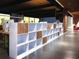Bureau en bois moderne Furntiure d'étagères