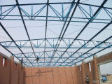 Stahlkonstruktion-/Stahlrahmen-Gebäude-Stahllager Lgs Lager