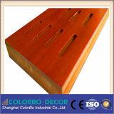 Панель MDF деревянной конструкции звукоизоляционная пожаробезопасная акустическая