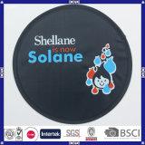 Frisbee di nylon pieghevole personalizzato brandnew di marchio di vendita calda 2016