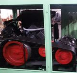 piston en plastique de Mouding de coup de bouteille d'animal familier de 3MPa 4MPa échangeant le compresseur d'air