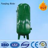 Bidon à haute pression d'air de mémoire de récepteur de gaz de compresseur de qualité