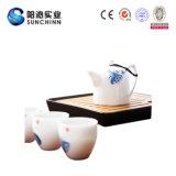 Керамический комплект чая для пользы семьи
