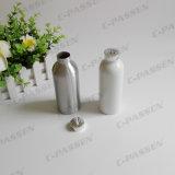 Bouteille en aluminium vide de poudre de la Chine avec le dessus de tamis (pour la poudre)