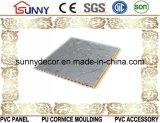 Comitato di soffitto del PVC della scanalatura della laminazione, comitato di parete del PVC, mattonelle del soffitto del PVC