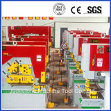 De hydraulische Ijzerbewerker Gecombineerde Machine van het Ponsen en het Scheren met Ce (Q35Y-16)