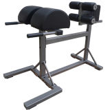 適性EquipmentかCrossfitまたはロマンChair/Gym Equipment/Glute Ham Developer