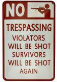 대중적인 포도 수확 경고 로고 훈장 금속 표시
