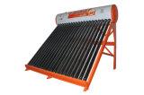 Riscaldatore di acqua solare non pressurizzato