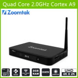 Quadrato-Core Google Android TV Box T8plus con Best Quality Pre-Loaded Xbmc Kodi
