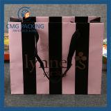 Offsetdruckpapier-Handbeutel mit Silk Farbband