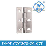 Шарнир двери металла мебели точности высокого качества Yh9427