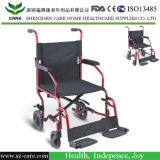 Ультра облегченная складывая кресло-коляска 6kg