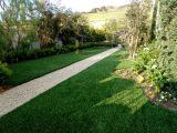 Turf sintetico Used in giardino e in Yard