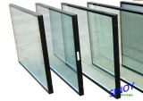 Solar Control와 Energy Saving Buildings를 위한 따로 잇기 Single/Double 또는 Triple Silver Coated Low E Glass (Low Emissivity Glass)