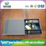 Коробка многофункционального бумажного печатание упаковывая для хранения