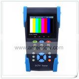 """3.5 de """" monitor Handheld portátil do CCTV Teser da câmera TFT LCD HD 1080P 720p Ahd com ponto de entrada"""