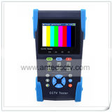 "CCTV Teser Monitor TFT LCD HD 1080P 720p Ahd Camera портативного Handheld 3.5 "" с Poe"