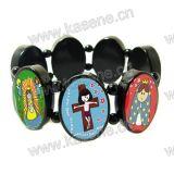 Katholisches Mischkarikatur-Abbildung-Ausdehnungs-Armband, Armband der Kinder