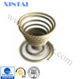 Изготовленный на заказ пружина сжатия катушки спирали высокого качества от изготовления Китая