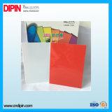Лист ABS для листа пластмассы цвета двойника гравировки