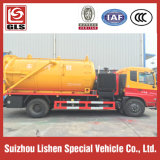 Saleのための5000L High Pressure Suction Sewage Truck Highquality Pump Fecal Suction Truck
