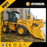 Liugong carregador Clg842 da roda dianteira de 4 toneladas com capacidade da cubeta 2.3m3