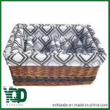 Multi-Цветастый Handmade тип 2. Wicker корзины