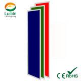 tensão da constante da luz de painel 24V do diodo emissor de luz de 48W CRI>90 Ugr<19 1200*300mm RGB