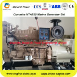 generador diesel marina 200kw/250kVA de Cummins Nta855-Dm en 50Hz