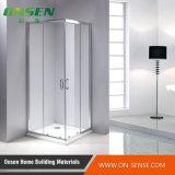 Cabine moderna do chuveiro de Frameless