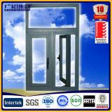 Frame de alumínio Windows vitrificado dobro em Cnina