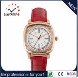 Vigilanza Reloj del quarzo delle donne del regalo dell'orologio di modo degli uomini poco costosi della vigilanza