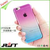 Горячее продавая аргументы за iPhone6/6s телефона цвета градиента