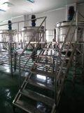 Réservoir de mélange revêtu d'acier inoxydable pour le pétrole chimique