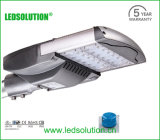 CE, UL, RoHS Approved 65W Outdoor DEL Street Light
