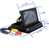 "Rearview-Auto-Monitor mit 4.3 "" TFT LCD Xy-2046"