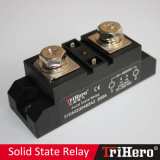 relais semi-conducteur de classe industrielle de 200A AC/AC, AC SSR, SSR-AA200