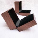 Элегантная бумага искусства подарка ювелирных изделий упаковочной коробки