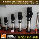 Pompa centrifuga a più stadi verticale dell'indicatore luminoso dell'acciaio inossidabile di Qdl