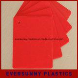 Feuille en plastique de couleur d'ABS de bonne qualité de vente en gros de produit de plastiques d'ABS double