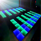 PC y puntos secundarios IP65 del pixel del control 144PCS SMD5050 RGB 3in1 LED 12*12 impermeables